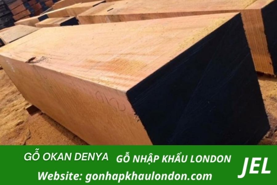 gỗ lim okan